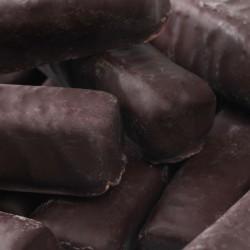 guimauve enrobées chocolat