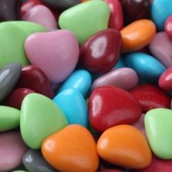Mini cœur chocolat